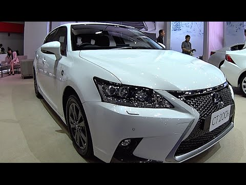 new lexus ct 200h 2015 2016 video review youtube. Black Bedroom Furniture Sets. Home Design Ideas