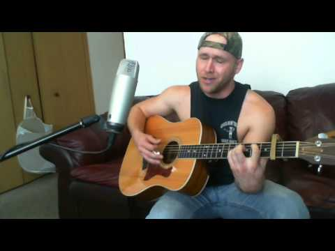 Buzzkill - Luke Bryan (Tyler Folkerts Acoustic Cover)