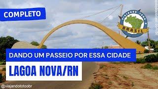 Viajando Todo o Brasil - Lagoa Nova/RN - Especial