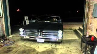 1965 Pontiac Catalina idle
