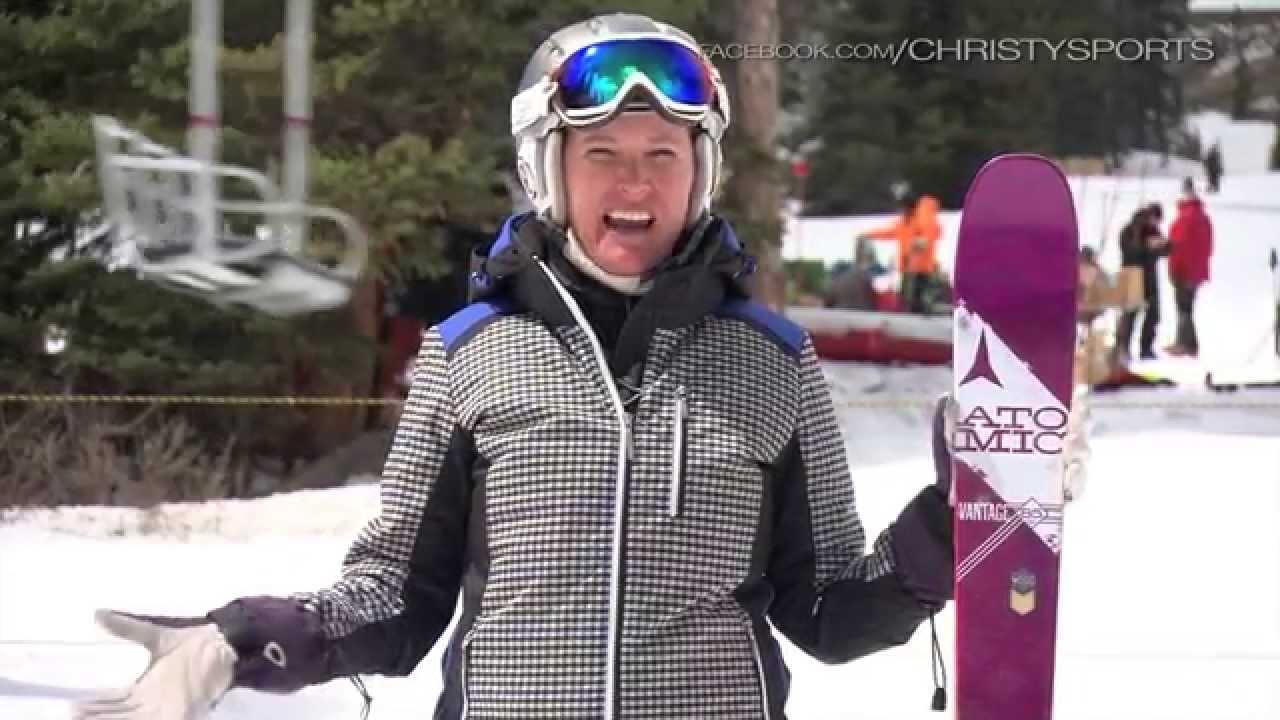 2016 Atomic Vantage 85 W Women s Skis - Christy Sports - YouTube 3e1c363e6
