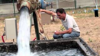 Métiers de l'eau : géochimiste