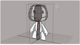 Image Plane Setup for 3D Game Character Modeling (Autodesk Maya)