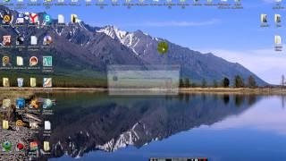 В этом видео уроке я покажу как установить живые обои на windows 7