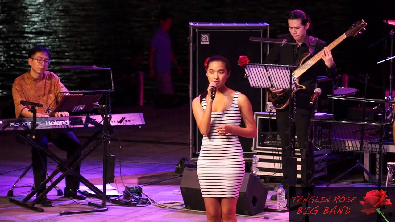 Cheryl Tan performs THE NEARNESS OF YOU with the rhythm ...