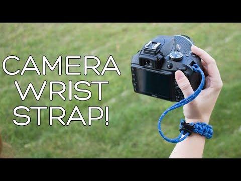 Tutorial Spotlight Paracord Camera Wrist Strap Paracord Planet