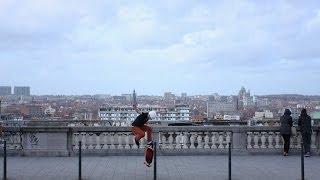 Longboarding: Bangers in Brussels
