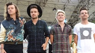 "One Direction Premieres ""Love You Goodbye"" & ""End Of The Day"" Tracks"
