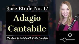 Perfect Your Rhythm: Rose Etude #17, Adagio Cantabile