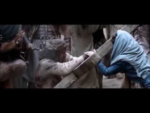 ИИСУС ХРИСТОС СЫН БОЖИЙ. ВДОЛЬ ПО ВИА ДОЛОРОСА. КЛИП.