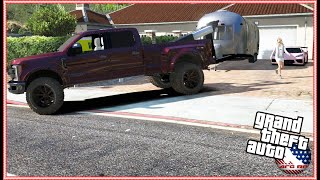 GTA 5 ROLEPLAY - REPOING AIR STREAM CAMPER GO WRONG... - EP. 992 - AFG - CIV