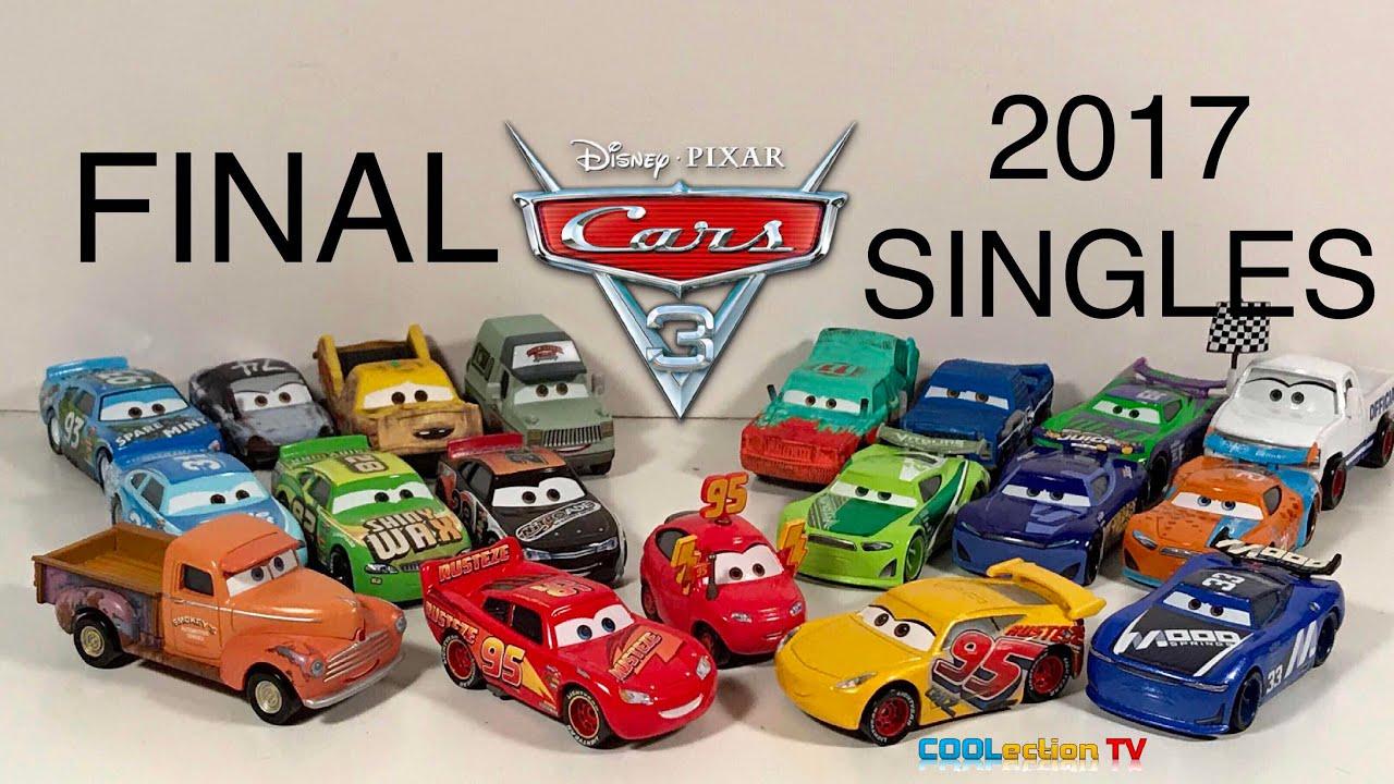 Disney Pixar Cars 3 Cruz Ramirez Dinoco # 51 Diecast Mattel 1:55 Scale New 2017