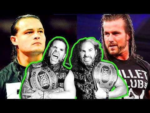 WWE BUYING RING OF HONOR? BO WYATT? HARDYS WWE CONTRACTS!  (DIRT SHEET Pro Wrestling News Ep. 35)