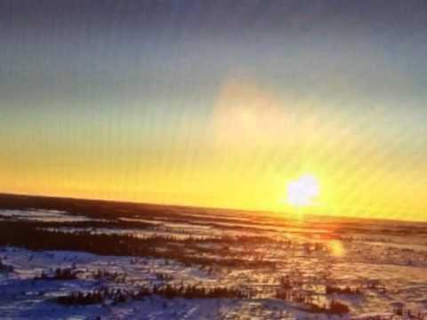 Northern Lights Cam Churchill, Manitoba Canada March 10, 2016