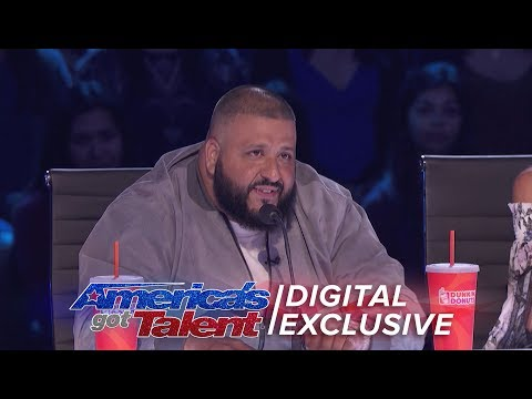 DJ Khaled Joins AGT As Special Guest Judge - America's Got Talent 2017 (Extra)