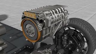 전기자동차 모터는 어떻게 작동할까?
