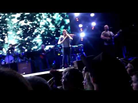 Zac Brown band colder weather country 2 country Dublin