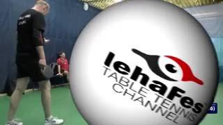 ЦНТ Крылья Советов БУШЛАКОВ, ЖИРНОВ Настольный теннис Table Tennis