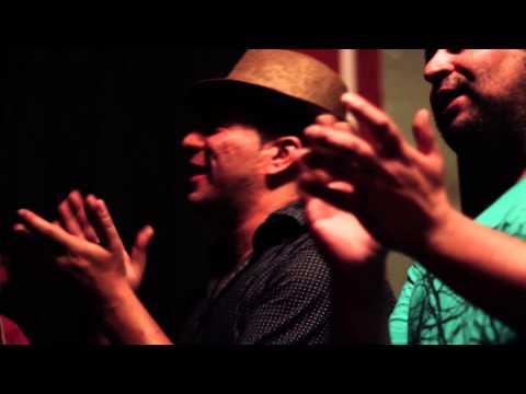 Canto a la Rueda con René Alfaro y su lote en vivo en La Maquina