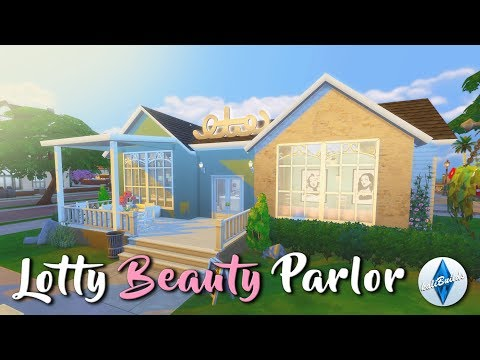 Sims 4 Community Lots - YouTube