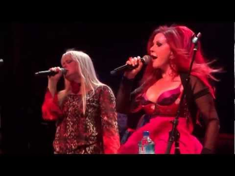 the B-52s - 52 Girls (Live 2012) Multi-shot Video!
