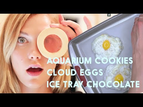 Testing Viral Recipes so you don't have to! | Karlie Kloss