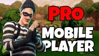 #1 Fortnite Mobile Player // Android Download! // New Thief Skin! // Fortnite Mobile Livestream