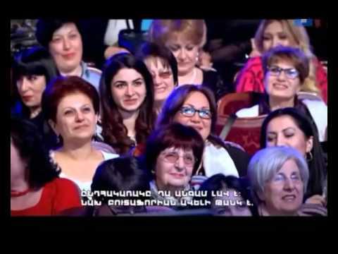 Концерт Николая Баскова в Ереване в честь 8 го марта