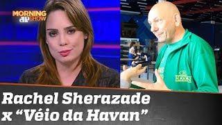 Luciano Hang, da Havan, pediu a cabeça de Rachel Sheherazade?