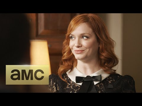 Watch 'Mad Men' Cast Say Roundtable Goodbyes