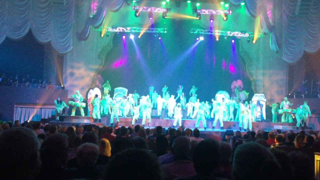 Fort Lauderdale christmas Pageant show 2013 - YouTube