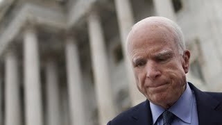 McCain could miss health care vote