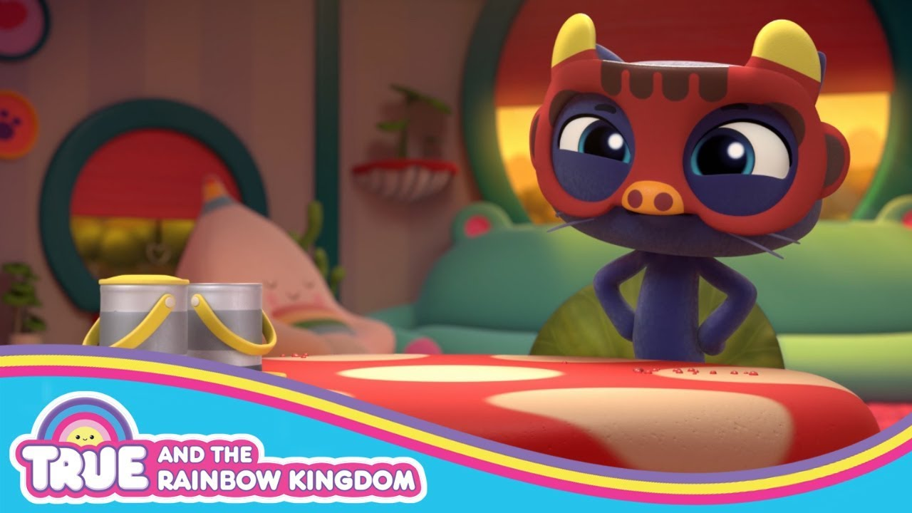 Download Arts and Crafts Compilation | True and the Rainbow Kingdom