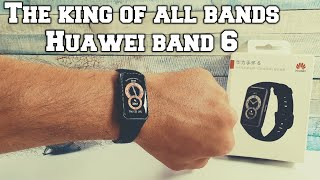 Huawei Band 6 vs Xiaomi Mi Band 6 Comparison/Review after new Updates/Amoled display/Best band 2021?
