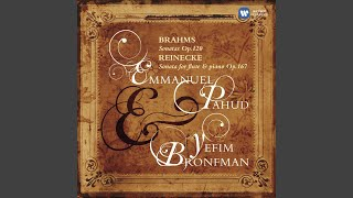 Sonata for flute & piano, Op.167 'Undine': IV. Finale - Allegro molto agitato ed appassionato,...