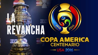HORA DE LA REVANCHA!!! | GAMEPLAY ARGENTINA VS CHILE (FINAL COPA AMERICA CENTENARIO USA 2016)