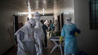 Ebola : l'aide-soignante espagnole n'a plus le virus