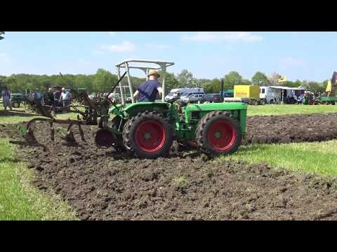 Holder AG35 SOUND | Holder Allrad Knickschlepper Pflügen | Tractors Plowing | Schlepperherz