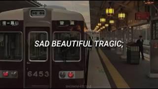Taylor Swift - Sad Beautiful Tragic (Letra en Español)
