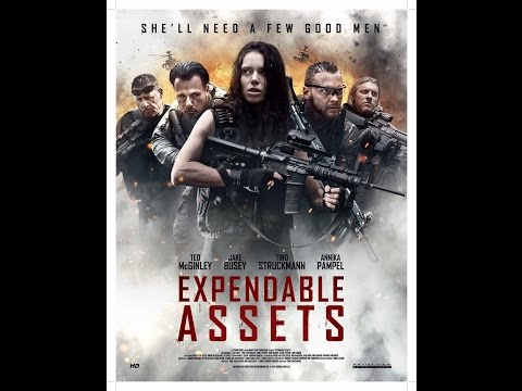 Expendable Assets - Movie Trailer 2016