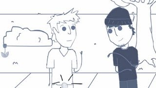 Health Kick To The Balls - Rooster Teeth Animated Adventures