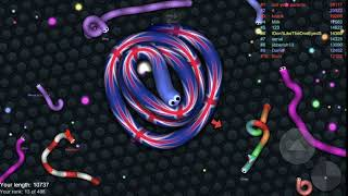 Slither. io sorry 29000 after