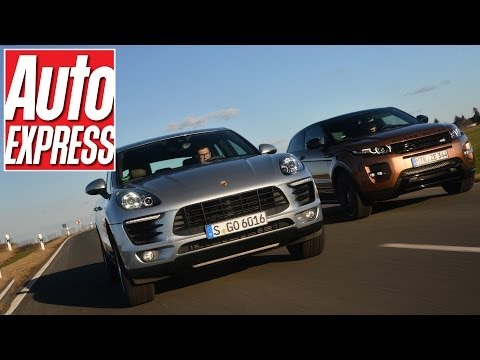 Porsche Macan vs Range Rover Evoque: the ultimate review
