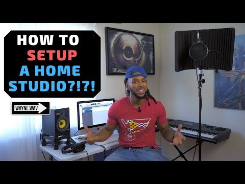 How to Setup a Home Studio | Everything You Need to Know