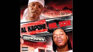 Al Kapone & Mr. Sche - Throw Ya Ms Up (Al Kapone Solo)