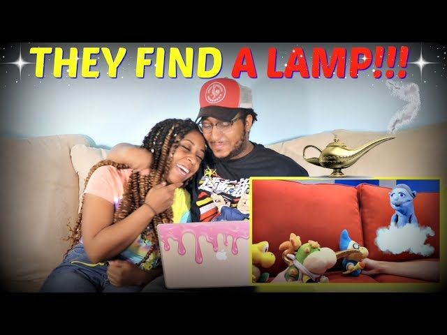 "SML Movie ""The Lamp!"" REACTION!!"