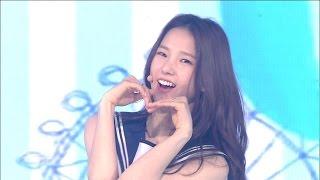 CLC(씨엘씨) - Eighteen @인기가요 Inkigayo 20150426