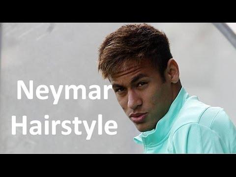 Neymar Hairstyle 2015 Youtube
