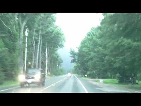 Storm Chasing in Gorham, Maine 7-21-10