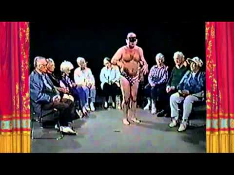 Photo of old naked people dancing discuss impossible